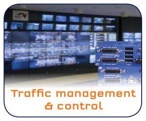 KVM Extender Verkehrsmanagment